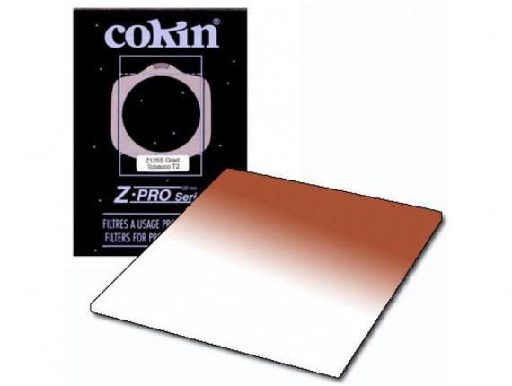 Квадратный фильтр Cokin Z 125 S Gradual Tobacco T2-Soft