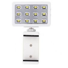 Свет для iPhone Commlite CM-PL12 white