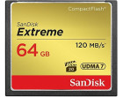 Карта памяти Sandisk CompactFlash 64GB Extreme (SDCFXSB-064G-G46)