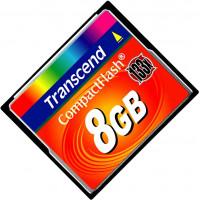 Карта памяти Transcend CompactFlash 8GB 133x (TS8GCF133)