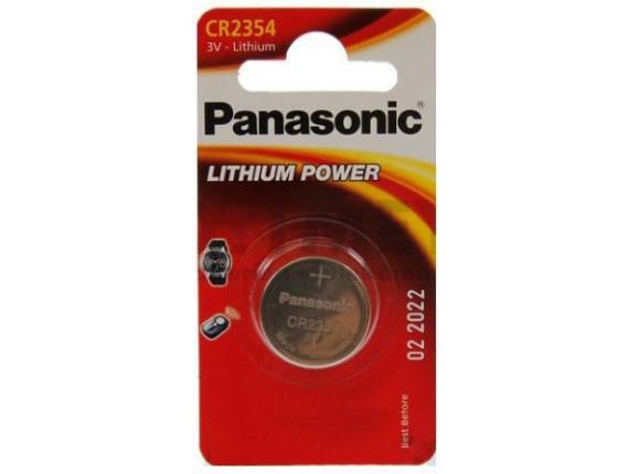Батарейка Panasonic CR2354 BLI 1 Lithium (CR-2354EL/1B)