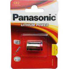 Батарейка Panasonic 15270 CR2L, 1шт. (CR-2L/1BP)