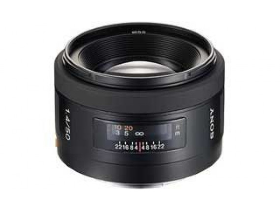 Объектив SONY 50mm f/1.4