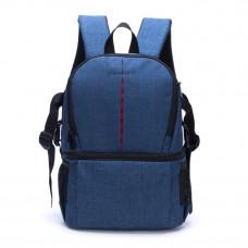 Рюкзак AccPro DAC-1721E blue/red