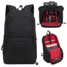 Рюкзак Huwang DAC-0304R black/red