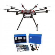 Октокоптер DJI S1000 Plus с контроллером полета DJI A2