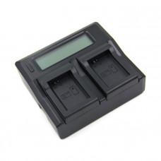 Зарядное устройство Kingma Dual charger for Sony NP-FW50 (LCD)