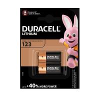 Батарейка Duracell CR123 3V (2 шт.)