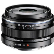 Объектив OLYMPUS M.ZUIKO DIGITAL 17mm f/1.8 Black