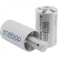 Переходник Panasonic Eneloop NCS-TG-D-2BP AA to D Adapter (2шт.)