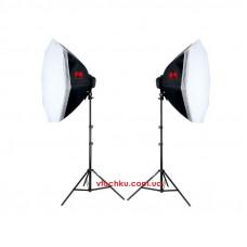 Набор постоянного света Falcon LED-B628FS-OB8-2 KIT