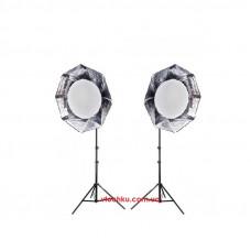 Набор постоянного света Falcon LED-B628F+S-OB8-2 KIT