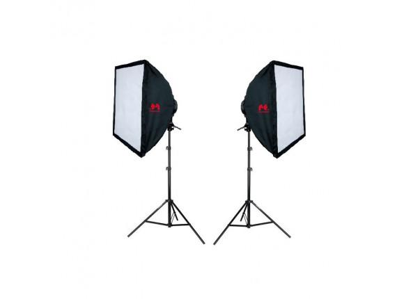 Набор постоянного света Falcon LED-B628FS-2 KIT