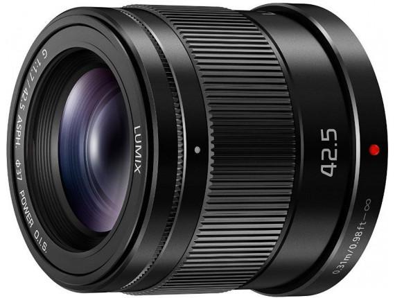 Объектив PANASONIC Micro 4/3 Lens 42.5 mm (H-HS043E-K)