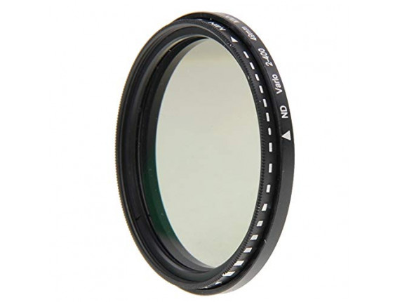 Светофильтр AccPro Variable Density 62mm (ND2-ND400)