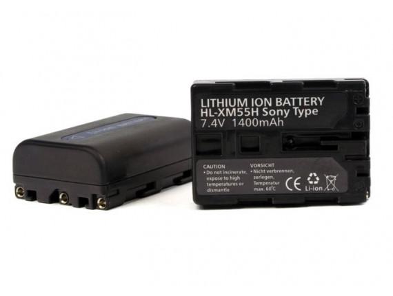 Аккумулятор Sony NP-FM55H - Hahnel (HL-XM55H)