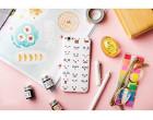 Фон для съёмки Visico PVC-1020 Pink (100x200см)