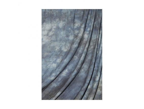 Фон тканевый Savage Accent Crushed Muslin Blue Winter 3.04m x 3.65m