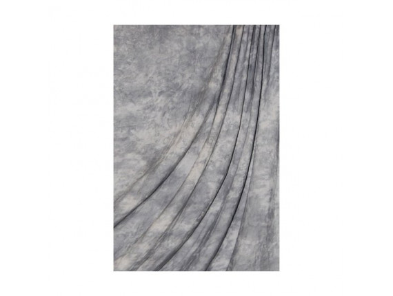 Фон тканевый Savage Accent Crushed Muslin Gray Skies 3.04m x 7.31m
