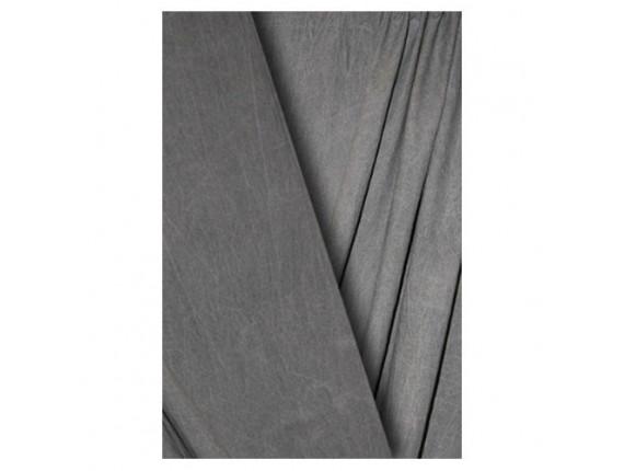 Фон тканевый Savage Accent Washed Muslin Dark Gray 3.04m x 3.65m