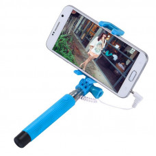 Монопод для селфи For-Selfie L-135 Micro blue