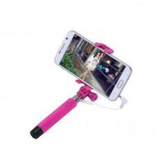 Монопод для селфи For-Selfie L-135 Micro pink