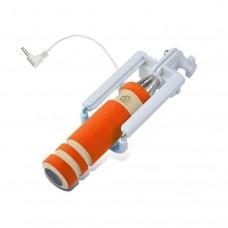 Монопод для селфи For-Selfie L-140 Mini orange