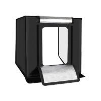 Фотобокс с подсветкой Visico LED-660 (60x60x60см)