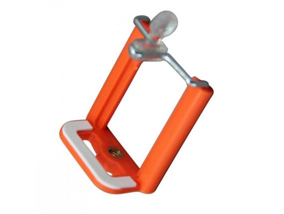 Держатель смартфона Fotopro SJ-80 orange