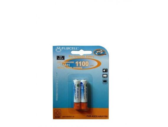 Аккумулятор FujiCell AAA Ni-Mh 1100 mAh, х 2шт