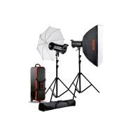 Набор студийного света Godox QT600IIM-C