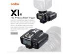Радиосинхронизатор Godox X1N for Nikon i-TTL