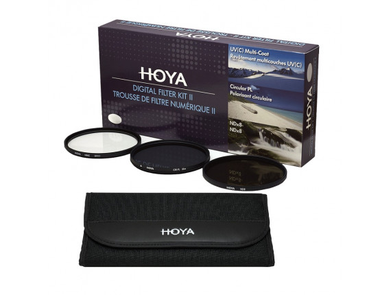 Набор светофильтров Hoya Digital Filter Kit II 52mm