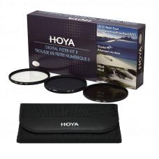 Набор светофильтров Hoya Digital Filter Kit II 58mm