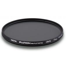 Светофильтр Hoya Fusion Antistatic C-PL 77mm
