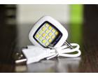 Свет для селфи iFlash Fill-in Light RK-05 white