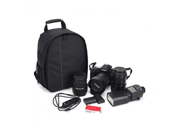 Рюкзак Indepman T-C6002 black/green