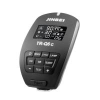 Радиосинхронизатор Jinbei TR-Q6C HSS TTL (Canon)
