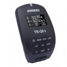 Радиосинхронизатор Jinbei TR-Q6S HSS TTL (Sony)