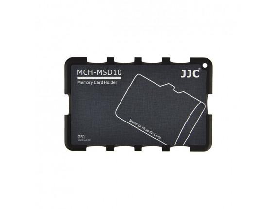 Кейс для карт памяти JJC MCH-MSD10GR