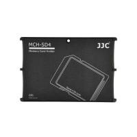 Кейс для карт памяти JJC MCH-SD4GR