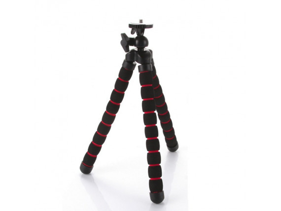 Штатив Joby Gorillapod Ultra Zoom Rubber (black/red) аналог