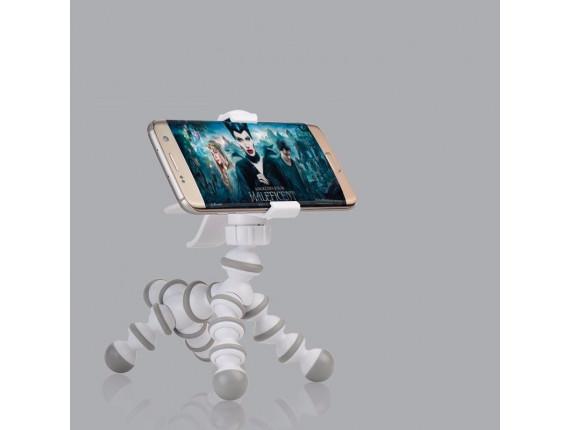 Штатив для айфона Joby Poni white/grey (аналог)