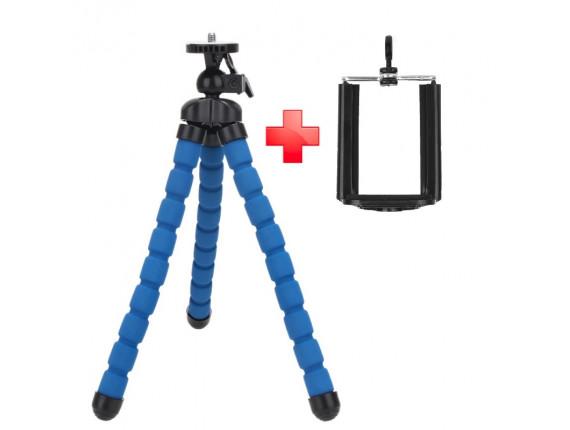Штатив для смартфона Joby RM-260 Smart blue (аналог)