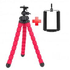 Штатив для смартфона Joby RM-260 Smart red (аналог)