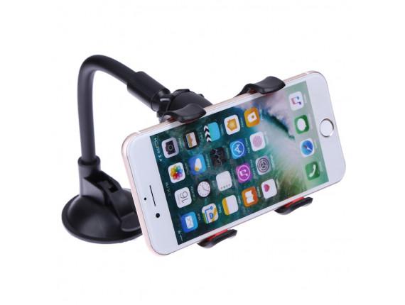 Держатель смартфона в авто Joby Suction Flexible Clip (аналог)