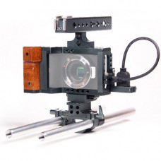 Клетка-кэйдж Camera Cage C6 для Blackmagic Pocket Cinema Camera