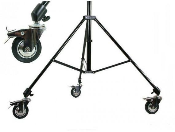 Комплект колес для студийной стойки Menik JM-22