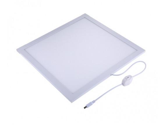 Светодиодная панель для предметной съёмки Puluz PU5138 38x38см