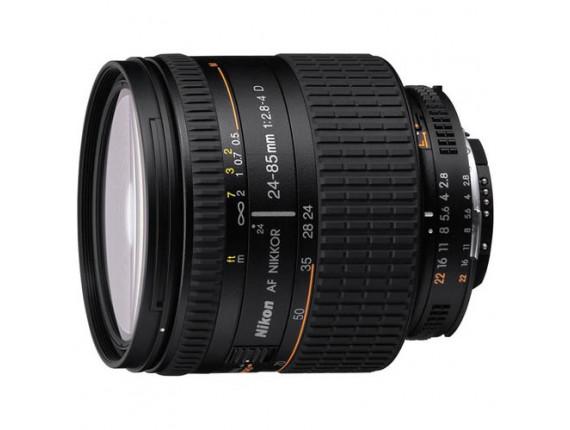 Объектив Nikon AF Zoom-Nikkor 24-85mm f/2.8-4.0D IF